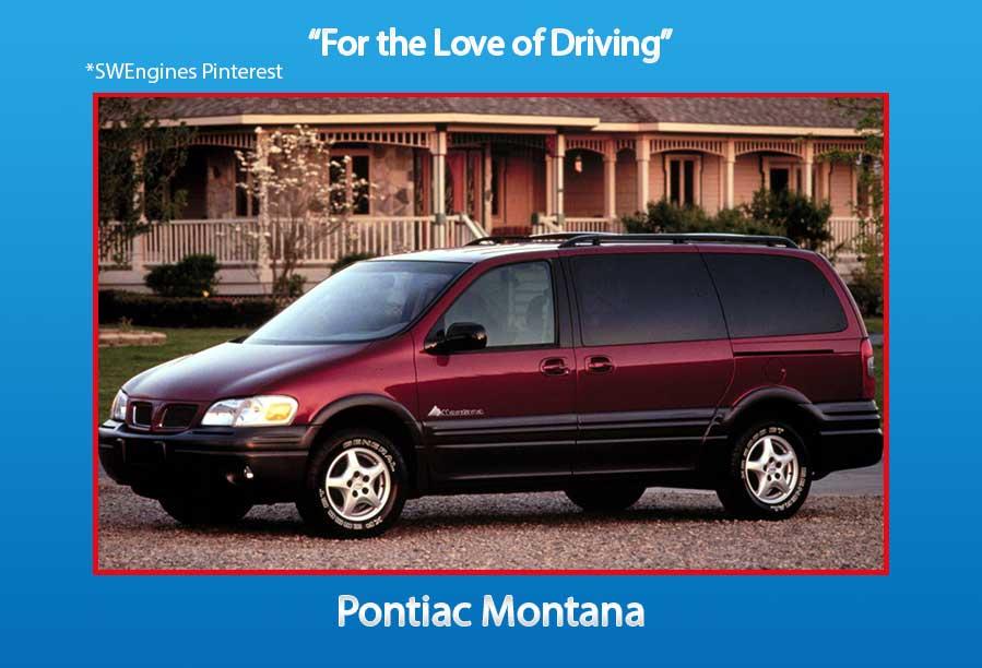 Used Pontiac Montana Engines For Sale Swengines