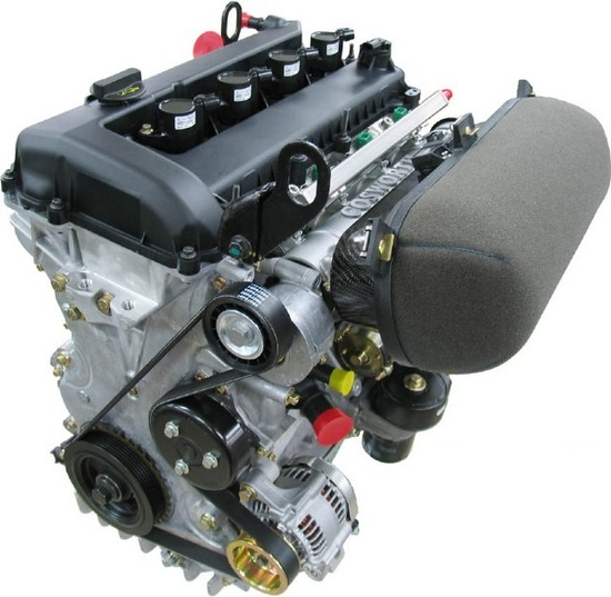 used Ford engine