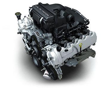 5.4-liter-engine