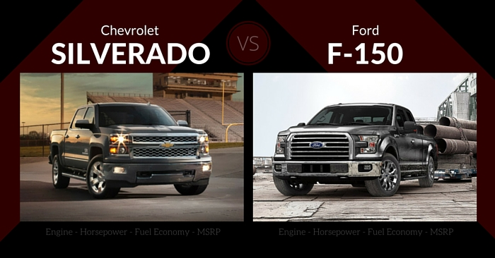 Chevrolet-Silverado-vs-Ford-F-150