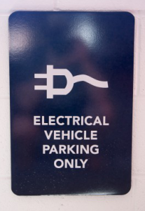 ElectricVehicleSign