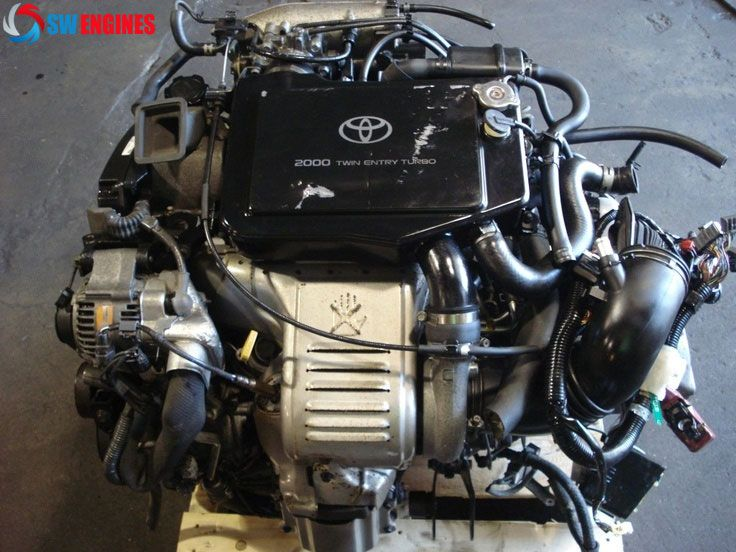 Toyota Used Engine
